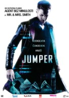 Jumper - Slovak Movie Poster (xs thumbnail)