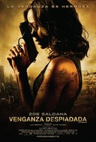 Colombiana - Mexican Movie Poster (xs thumbnail)