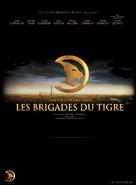 Les brigades du Tigre - French poster (xs thumbnail)