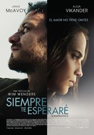 Submergence - Mexican Movie Poster (xs thumbnail)