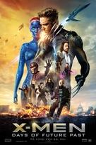 X-Men: Days of Future Past - Norwegian Movie Poster (xs thumbnail)