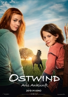 Ostwind - Aris Ankunft - German Movie Poster (xs thumbnail)