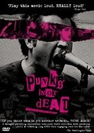 Punk's Not Dead - Movie Cover (xs thumbnail)
