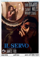 The Servant - Italian Movie Poster (xs thumbnail)