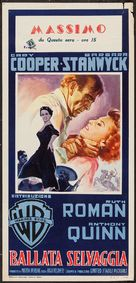 Blowing Wild - Italian Movie Poster (xs thumbnail)