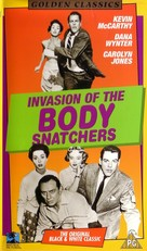 Invasion of the Body Snatchers - British Movie Cover (xs thumbnail)