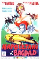Siren of Bagdad - Italian Movie Poster (xs thumbnail)