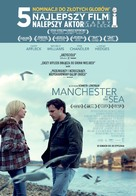 Manchester by the Sea - Polish Movie Poster (xs thumbnail)