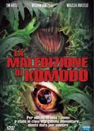 The Curse of the Komodo - Italian Movie Cover (xs thumbnail)