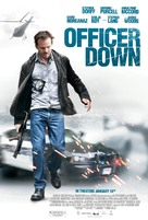 Officer Down - Movie Poster (xs thumbnail)