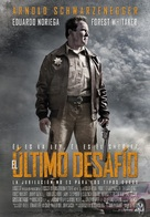 The Last Stand - Spanish Movie Poster (xs thumbnail)
