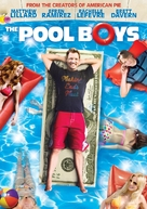 The Pool Boys - DVD cover (xs thumbnail)