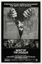 Night of the Juggler - Movie Poster (xs thumbnail)