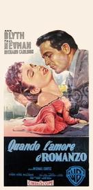 The Helen Morgan Story - Italian Movie Poster (xs thumbnail)