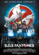Ghostbusters - Belgian Movie Poster (xs thumbnail)