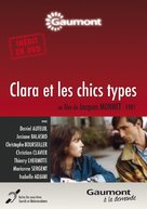 Clara et les Chics Types - French DVD movie cover (xs thumbnail)