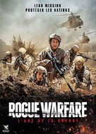 Rogue Warfare - French DVD movie cover (xs thumbnail)