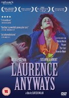Laurence Anyways - British DVD movie cover (xs thumbnail)