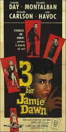 Three for Jamie Dawn - Movie Poster (xs thumbnail)