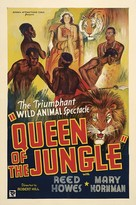 Queen of the Jungle - Movie Poster (xs thumbnail)