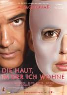La piel que habito - German Movie Poster (xs thumbnail)