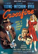 Crossfire - DVD cover (xs thumbnail)