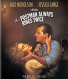 The Postman Always Rings Twice - Blu-Ray movie cover (xs thumbnail)