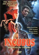 Incubus - German DVD cover (xs thumbnail)