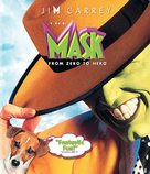 The Mask - Blu-Ray movie cover (xs thumbnail)