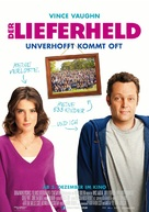 Delivery Man - German Movie Poster (xs thumbnail)