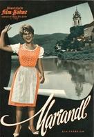 Mariandl - German poster (xs thumbnail)
