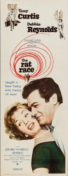 The Rat Race - Movie Poster (xs thumbnail)