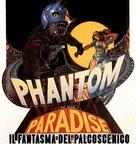 Phantom of the Paradise - Italian Theatrical movie poster (xs thumbnail)