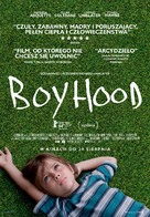 Boyhood - Polish Movie Poster (xs thumbnail)
