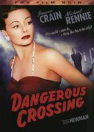Dangerous Crossing - DVD movie cover (xs thumbnail)