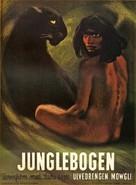 Jungle Book - Danish Movie Poster (xs thumbnail)