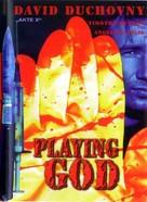 Playing God - German DVD cover (xs thumbnail)