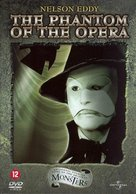 Phantom of the Opera - Dutch Movie Cover (xs thumbnail)