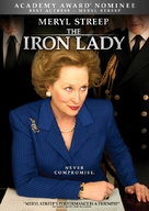 The Iron Lady - DVD movie cover (xs thumbnail)