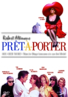 Prêt-à-Porter - German Movie Cover (xs thumbnail)