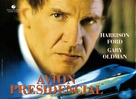 Air Force One - Argentinian Video release poster (xs thumbnail)