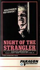 Night of the Strangler - VHS movie cover (xs thumbnail)