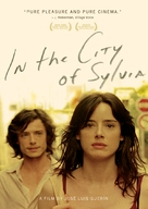 En la ciudad de Sylvia - DVD cover (xs thumbnail)