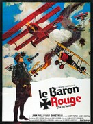 Von Richthofen and Brown - French Movie Poster (xs thumbnail)