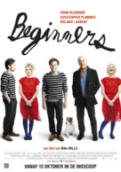Beginners - Dutch Movie Poster (xs thumbnail)