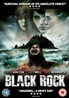 Black Rock - British DVD movie cover (xs thumbnail)
