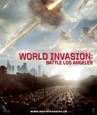 Battle: Los Angeles - Swiss Movie Poster (xs thumbnail)