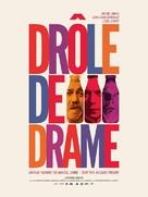 Drôle de drame ou L'ètrange aventure de Docteur Molyneux - French Re-release movie poster (xs thumbnail)