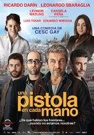 Una pistola en cada mano - Uruguayan Movie Poster (xs thumbnail)