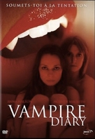 Vampire Diary - French Movie Cover (xs thumbnail)
